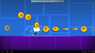 getlinkyoutube.com-Geometry dash - coin map