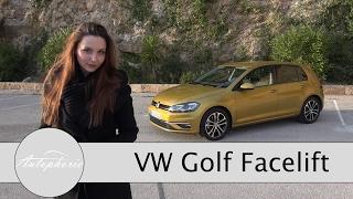2017 VW Golf Facelift Test: 1.5 TSI evo (150 PS) Schaltgetriebe vs. 7-Gang-DSG - Autophorie