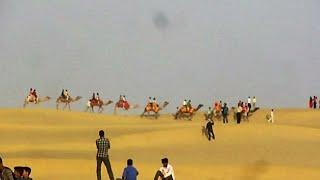 getlinkyoutube.com-Thar Desert and Sam Sand Dunes- Jaisalmer Tourism - Rajasthan - India