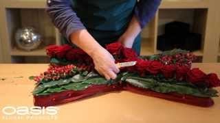 getlinkyoutube.com-OASIS® Floral Products ~ How To ~ Last Kiss