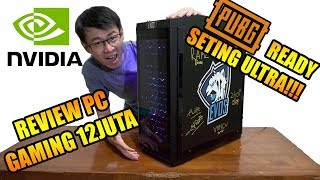 REVIEW PC GAMING 12JT READY MAIN PUBG!!!