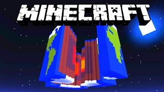 getlinkyoutube.com-Minecraft - CRACK THE EARTH with Vikkstar & Lachlan - (Minecraft 1.8 Adventure Map)