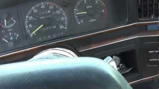 getlinkyoutube.com-1987 Ford F-250 4X4 XLT Lariat 6.9 IDI diesel Start and Drive