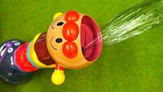 getlinkyoutube.com-アンパンマン 水遊び おふろであそぼうで遊んでみたよ おもちゃアニメ Toy Kids トイキッズ animation anpanman