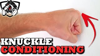 getlinkyoutube.com-How to Condition Your Knuckles: Guide to Harden Your Fists