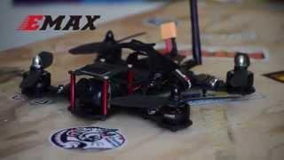 getlinkyoutube.com-EMAX Nighthawk 200 -  Let's Build!