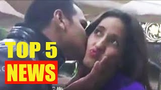 getlinkyoutube.com-Top 5 l Ranbir Used Condom l Prince Nora Kiss l Ameesha Patel Drunk l Mandana Karimi Stayed Naked