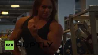 getlinkyoutube.com-Russia: Your gym results are a joke compared to MASSIVE Natalia Trukhina