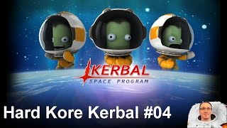 getlinkyoutube.com-KSP Karrieremodus - Let's Play Modded Hard Kore Kerbal - #04 - ♫ Fly (by) me to the Mun ♫