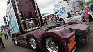 getlinkyoutube.com-Lettner Trans - Volvo FH16 750 - LKW-Thorsten