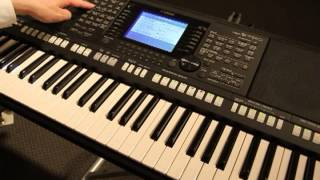getlinkyoutube.com-YAMAHA PSRS-750; PSRS-950; TYROS TUTORIALS: STYLE CREATOR; SONG RECORDING; MULTIPADS AND MORE