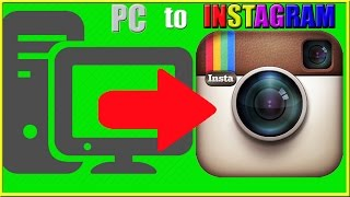 getlinkyoutube.com-How to Upload Photos to Instagram From Computer *EASY* (2016)