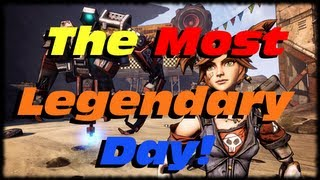 getlinkyoutube.com-Borderlands 2 The Most Legendary Day To Remember! Hotfix Legendary Drops! What You Missed!
