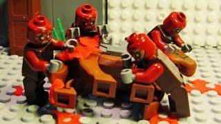 getlinkyoutube.com-Lego Zombies: Dead Rising 2