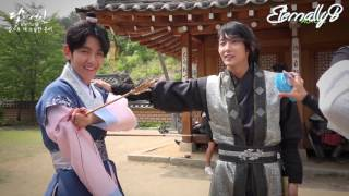 getlinkyoutube.com-[ENG SUBS] 161022 MOON LOVERS BTS - Goodbye Wangeun