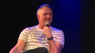 Richard Herring's Leicester Square Theatre Podcast - with Greg Davies #39