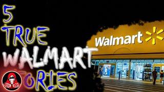 getlinkyoutube.com-5 TRUE Walmart Scary Stories