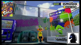 getlinkyoutube.com-Wii U Amiibo - Splatoon - Inkling Challenges