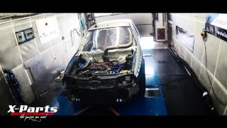 getlinkyoutube.com-Worlds strongest VR6 12V Turbo with stock head / X-Parts 1129HP/1320NM Dynorun