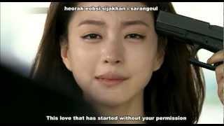 getlinkyoutube.com-Myung Wol The Spy MV - More Than Anyone in The World