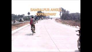SAMBALPUR - ANGUL NH 55 EXPRESSWAY CONSTRUCTIONS