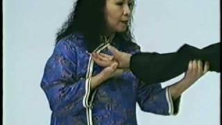 getlinkyoutube.com-劉莉莉國際鷹爪國術總會- Lily Lau Eagle Claw Kung Fu - 72 Joint Locks Part 2.mov