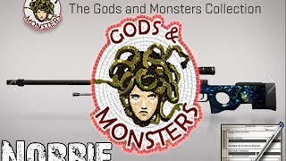 getlinkyoutube.com-CS:GO Trade Up Contract - The Gods and Monsters Collection 25% PROFIT