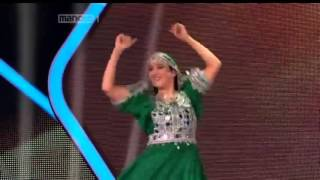 getlinkyoutube.com-رقص افغانی در تلو یزیون من وتو