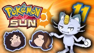 getlinkyoutube.com-Pokemon Sun: Training Grounds - PART 11 - Game Grumps
