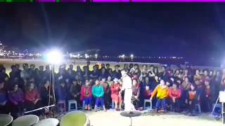 getlinkyoutube.com-춤추는 난정이 ㅡ단장의 미아리고개 코믹(1)