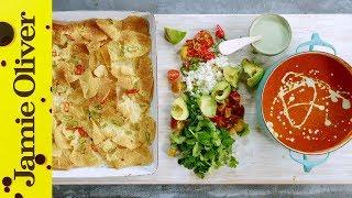 Meksička paradajz supa - Jamie's