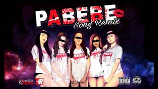 Pabebe'Song Part II - Jr.Crown  (Audio/LyricsOnDescription)