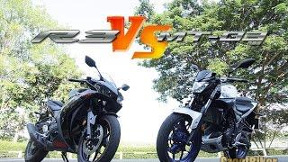 getlinkyoutube.com-รีวิว Yamaha YZF-R3 และ MT-03 คันไหนจะเร้าใจกว่ากัน!!!