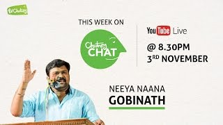 Chutney Chat Live with Gobinath -