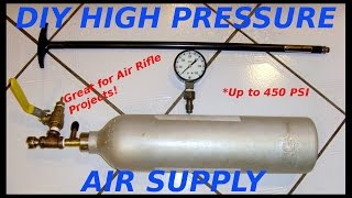 "getlinkyoutube.com-450-500PSI AIR SUPPLY Made ""Mostly"" From Trash"