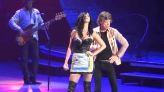 "getlinkyoutube.com-Rolling Stones 2013-05-11 Vegas ""Beast of Burden"" with Katy Perry"