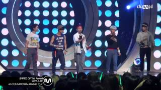 [MPD직캠] 샤이니 오프 더 레코드 SHINee Off the record Mnet MCOUNTDOWN 150618
