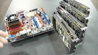 getlinkyoutube.com-Atlas Folder - GPU Folding Farm HOWTO - PART 1