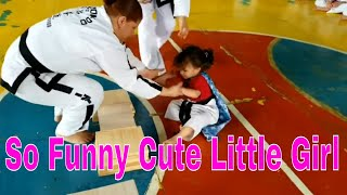 Funny Video - So Funny Cute Little Girl