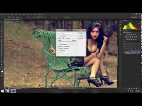 Photoshop Cara Edit Foto Efek Klasik di