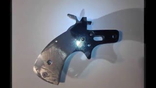 Пистолет Derringer Sporting своими руками