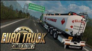 getlinkyoutube.com-Medellin-Bucaramanga Euro Truck Simulator 2 Mapa Colombia
