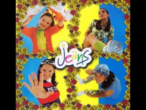 JEANS -ME PONGO MIS JEANS -ALBUM COMPLETO
