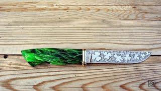 getlinkyoutube.com-рукоять ножа (часть 1)