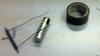 getlinkyoutube.com-Make a Micro Electro Magnet