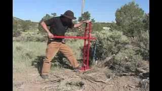 getlinkyoutube.com-The Bullpull-Shrub Removal-Pulling Shrubbery-How to..