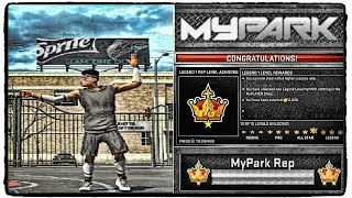 NBA 2K15 My PARK - I'm Finally A Legend 1! - Road To Legend 2 - Last Game As An All Star 3!