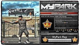 getlinkyoutube.com-NBA 2K15 My PARK - I'm Finally A Legend 1! - Road To Legend 2 - Last Game As An All Star 3!
