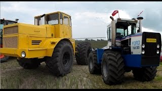 getlinkyoutube.com-USA vs USSR Tractor pulling. Ford vs Kirovets