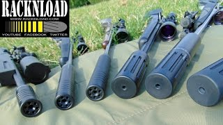 getlinkyoutube.com-Calibre Innovation's Suppressors **FULL REVIEW** by RACKNLOAD